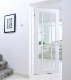 White Interior Glazed Doors Primed Worcester Glazed This Is Still My Favourite I Think That If We Go White On The Doors We