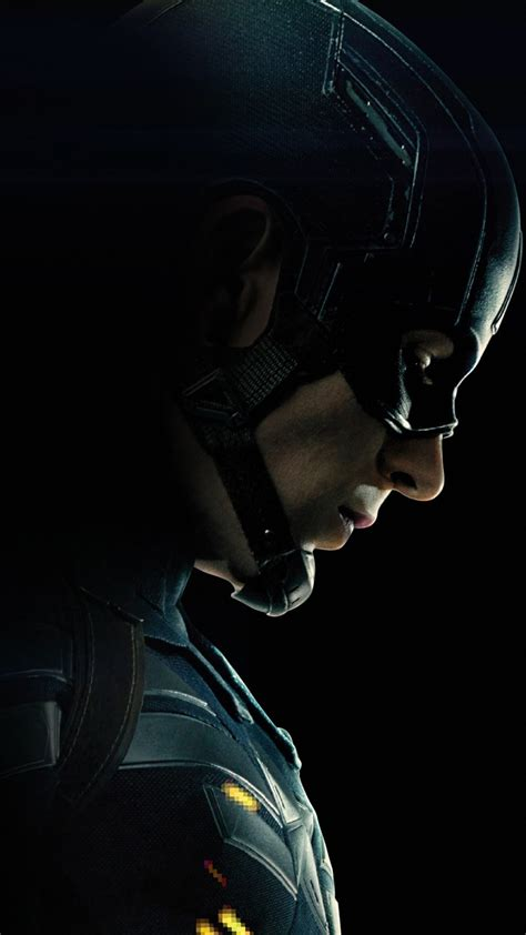 wallpaper captain america for android captain america hd wallpaper for your mobile phone