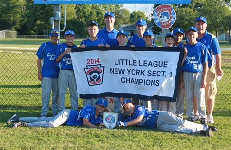 section 4 little league ny isledegrande com grand island 1 news source updated daily
