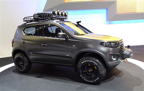 2016 Chevrolet Niva ? pictures, information and specs