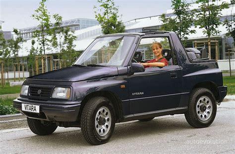 Suzuki Vitara 1989 Suzuki Vitara Cabrio 1989 1990 1991 1992 1993 1994