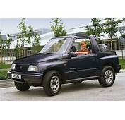 SUZUKI Vitara Cabrio Specs  1989 1990 1991 1992 1993