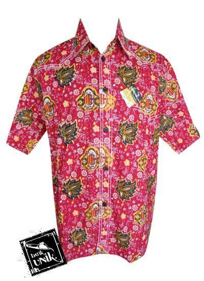 Baju Inner Bola baju batik kemeja smok motif batik bola real madrid kemeja lengan pendek murah batikunik
