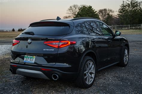 first drive alfa romeo stelvio the leaning tower of