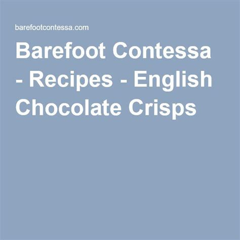 barefoot contessa cookbook recipe index 17 best ideas about english chocolate on pinterest
