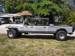 convertible jeep truck jeep cj 1 of a custom for sale photos technical