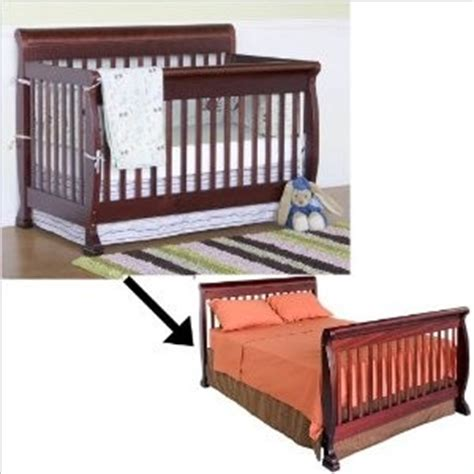 How To Convert A Crib Into A Bed by Emily Crib And Davinci Annabelle Mini Crib Two Amazing