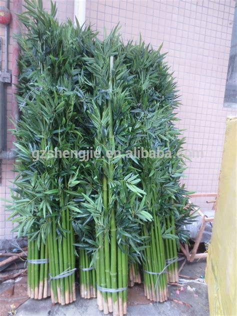 sjnb cheap plastic bambooartificial bamboo plantindoor