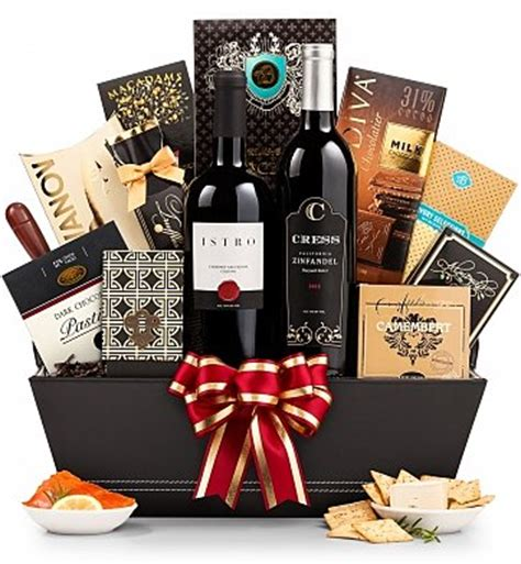 gift delivery gift baskets for your tummy shopswell