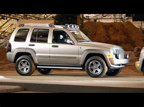jeep models 2005 jeep liberty 2005 mad 4 wheels