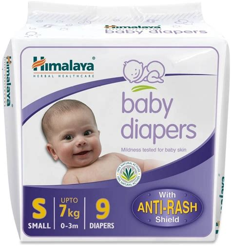 small diapers himalaya baby diapers small available at flipkart for rs 99