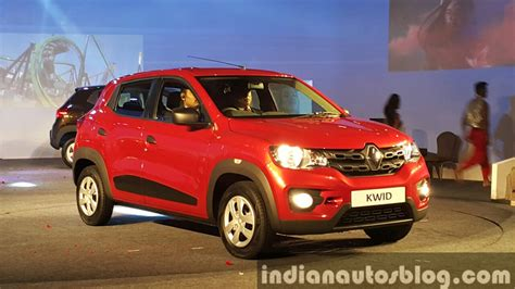 renault india renault kwid world premieres in india iab report