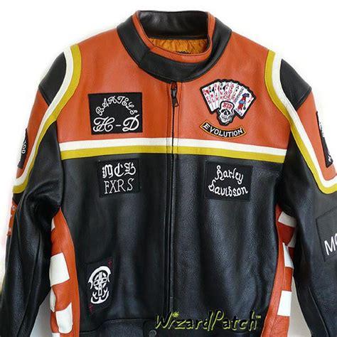 Jas The Last 1 harley davidson and the marlboro jacket last call