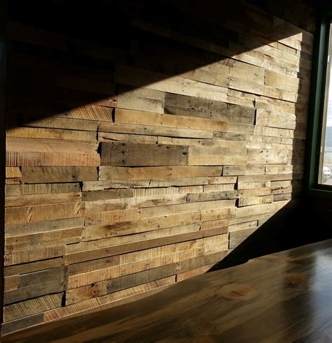 reclaimed wood wall paneling sustainable lumber company reclaimed pallet wood wall paneling sustainable lumber co