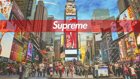 supreme ny nyc supreme wallpaper authenticsupreme