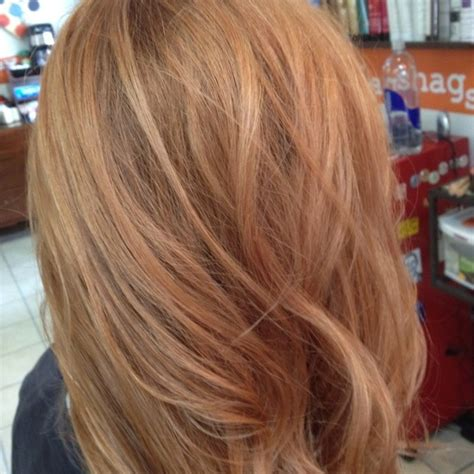 Add Warmth To Blonde | strawberry blonde highlights add some warm blonde and