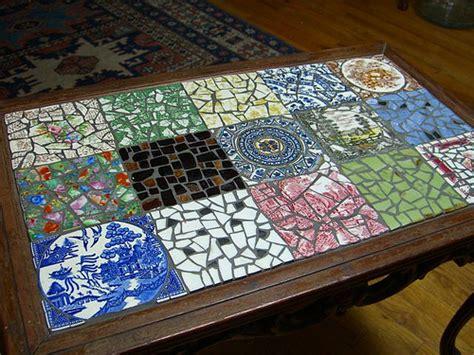 Mosaic Coffee Table (top)   barryrust   Flickr