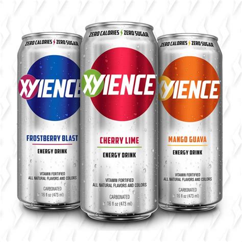 energy drink xyience xyience replaces cage fights with college football in