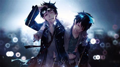 download film anime exorcist blue exorcist full hd wallpaper and background image