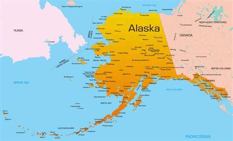 alaska on world map roundtripticket me