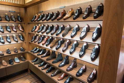 mens shoe stores report isetan men s shoe department shoegazing