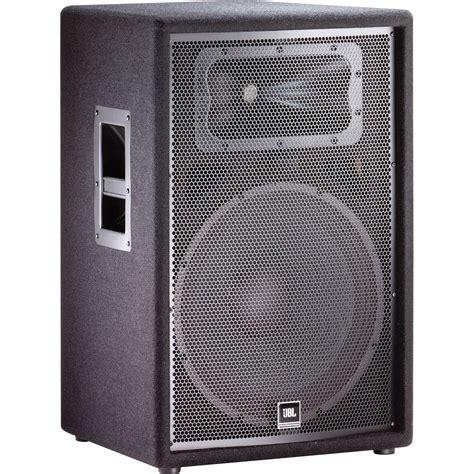 Speaker Subwoofer Beta 3 jbl jrx215 15 quot two way sound reinforcement jrx215 b h photo