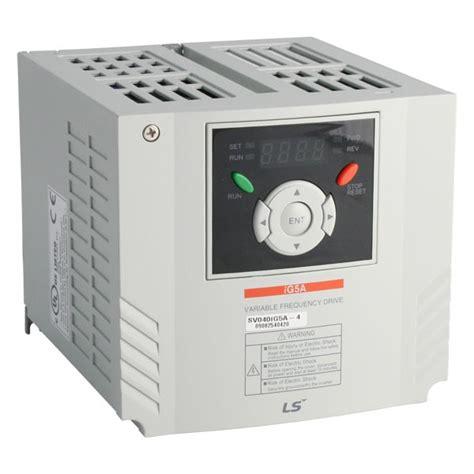 ls starvert ig5a 2 2kw 400v ac inverter drive dbr