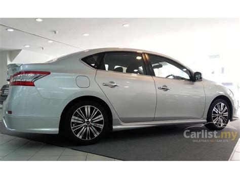 nissan sylphy 2016 nissan sylphy 2016 e 1 8 in perlis automatic sedan others