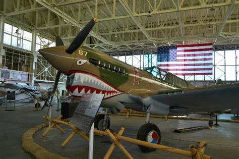 Pacific Aviation Museum by Curtis P40 E Kittyhawk Fighter Picture Of Pacific