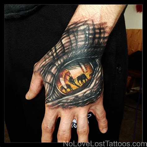 elephant eye tattoo chris smith certified artist