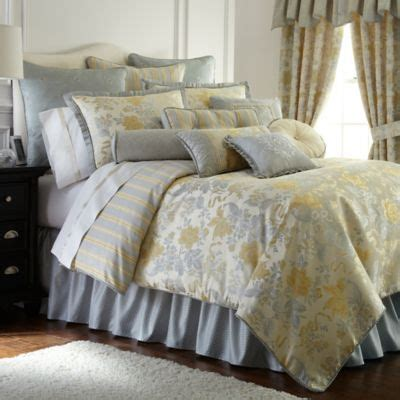 Waterford King Comforter Set by Buy Gold Reversible Comforters From Bed Bath Beyond