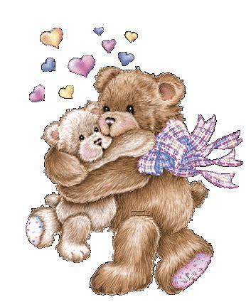 imagenes de amor y amistad con movimiento im 225 genes de ositos enamorados abraz 225 ndose con movimiento y