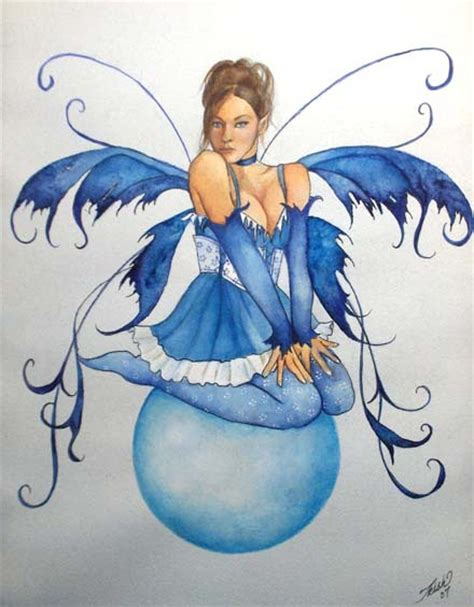 blue fairy tattoo designs fairies images designs