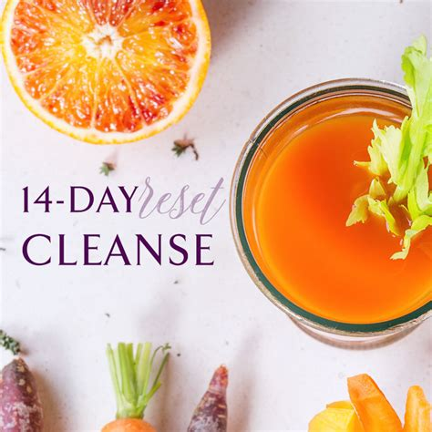 14 Day Detox Cleanse Diet by 14 Day Reset Cleanse Devin Deevine Intervention