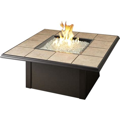 Patio Table Propane Napa Valley Propane Pit Table By Outdoor Greatroom