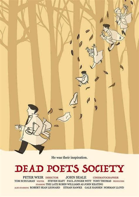 Novel Dead Poets Society dead poets society lover dead poets society poet and