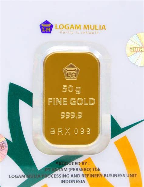 Emas Antam 2 Gr Logam Mulia Emas Batangan 100 Emas M Limited kadae grosir baju muslim murah logam mulia pt antam emas hubungi untuk harga