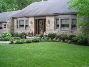 landscaping ideas for front of house sandra story