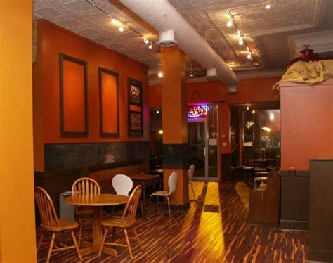 coffee house interior newly remodeled interior front entrance huge coffee