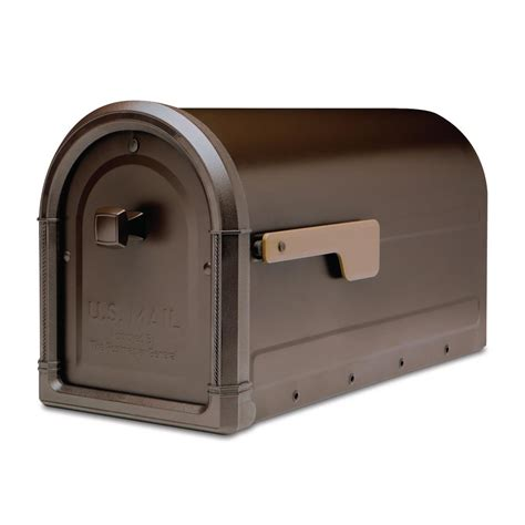 mailbox for architectural mailboxes roxbury post mount mailbox rubbed