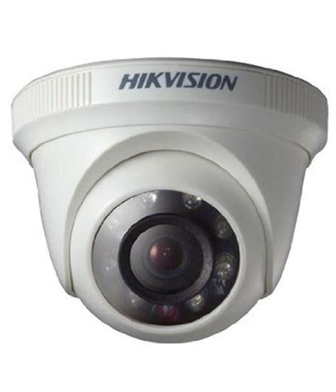 hikvision analog cctv cameras white price in india buy