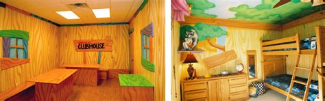 home design decor fun children s ministry theme ideas clubhouse treehouse