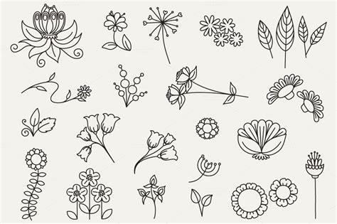 doodle meaning flowers awesome doodles that will inspire you no matter