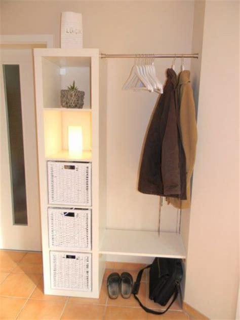 Ideen Kleiner Flur Garderobe by Die Besten 17 Ideen Zu Ikea Garderobe Auf Ikea