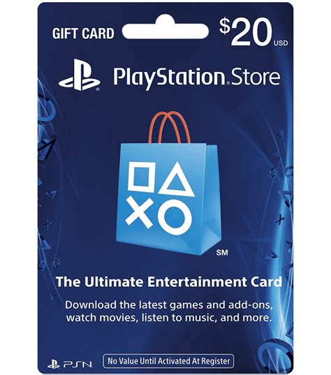 Psn Gift Cards - psn gift card 20 us email delivery mygiftcardsupply