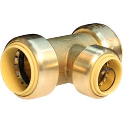 Push Connect Plumbing Fittings by Pipe Fittings Push Connect Fittings Probite 174 3 4 Quot X 1