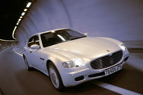 How Much Is A Maserati Quattroporte Maserati Quattroporte Saloon 2004 2012 Running Costs