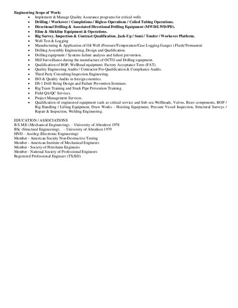 Professional Resume for Allen B Leuellen (Sept 2016)