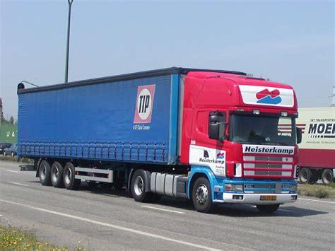 blue trailer nl scania 4 series