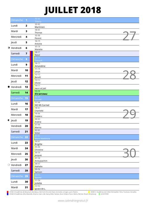 Calendrier Ets Calendrier 2018 224 Imprimer Gratuit En Pdf Et Excel